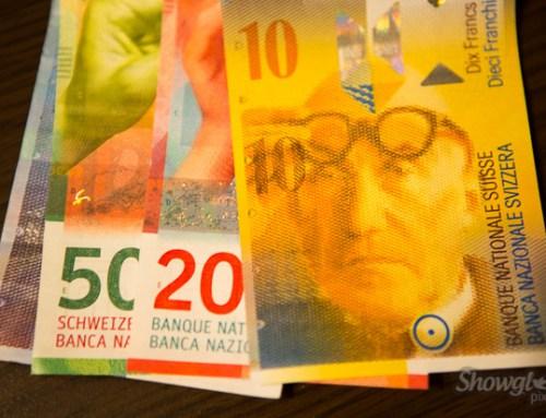 Switzerland Pt I: The Colour of Money