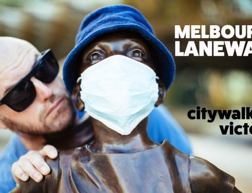 Melbourne Laneways – Citywalking Victoria